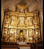 Altarpiece of the Church of Nuestra Señora del Juncal (Irun)