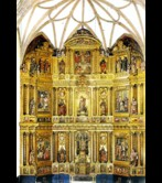 Altarpiece of the Church of San Juan Bautista (Hernani)